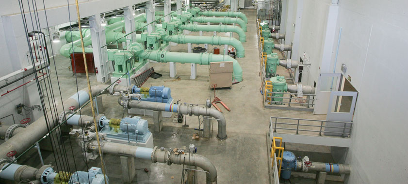 Columbia Heights Membrane Filtration