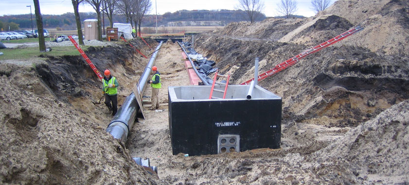 Olmsted County District Energy System East Phase 1