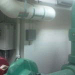 Power Plant Chilled Water Expansion System